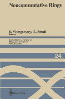 Noncommutative Rings [Pdf/ePub] eBook