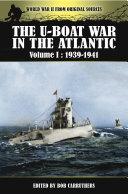 Pdf The U-Boat War in the Atlantic