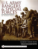 U S  Army Rangers   Special Forces of World War II
