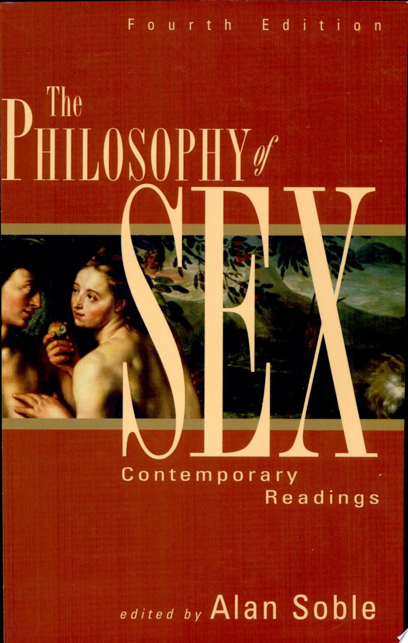 The Philosophy of Sex banner backdrop