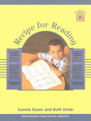 Recipe for Reading Workbook K