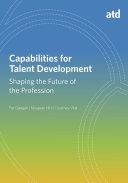 Capabilities for Talent Development