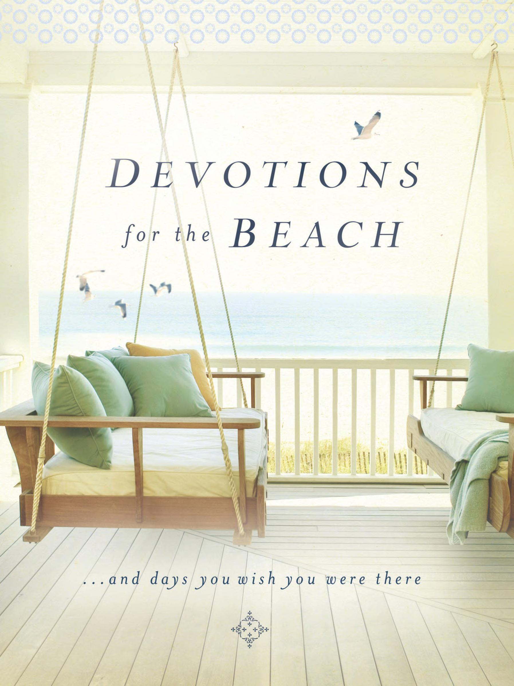 Devotions for the Beach and Days You Wish You Were There