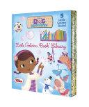 Doc McStuffins Little Golden Book Library  Disney Junior  Doc McStuffins
