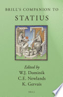 Brill's Companion to Statius