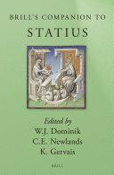 Brill's Companion to Statius