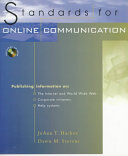 Standards for Online Communication