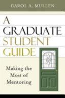 A Graduate Student Guide