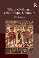 Gifts of Clothing in Late Antique Literature Pdf/ePub eBook