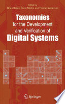 Taxonomies for the Development and Verification of Digital Systems Book