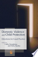 Domestic Violence And Child Protection PDF