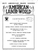 American Labor World