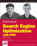 Cover of Professional Search Engine Optimization with PHP