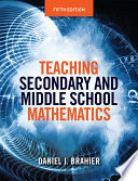 Teaching Secondary and Middle School Mathematics Book