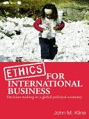 Ethics for International Business [Pdf/ePub] eBook