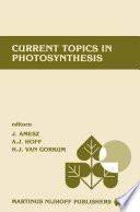 Current topics in photosynthesis