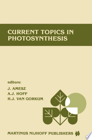 Download Current topics in photosynthesis Free PDF Books - Free PDF