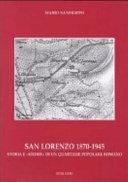 San Lorenzo 1870-1945