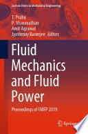 Fluid Mechanics and Fluid Power Book
