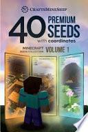 40 Premium Seeds with Coordinates