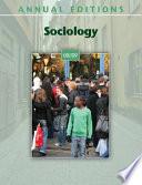 Annual Editions: Sociology 08/09