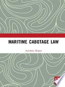 Maritime Cabotage Law