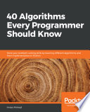40 Algorithms Every Programmer Should Know Book