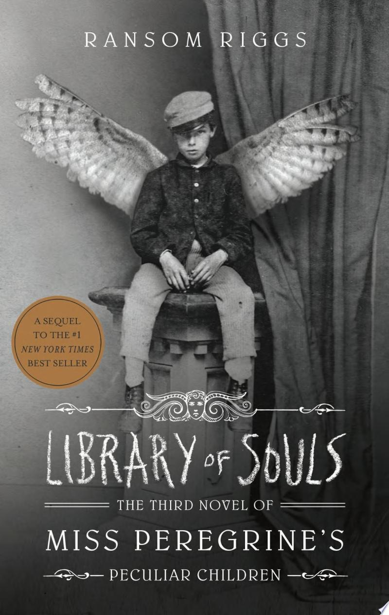 Library of Souls image