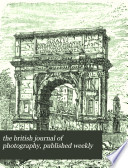 The British Journal of Photography Book