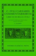 C. Iuli Caesaris Commentarum