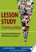 Lesson Study Communities