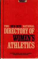 The National Directory of Women's Athletics
