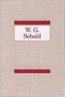 Understanding W G  Sebald