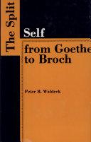 Pdf The Split Self
