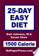 25 Day Easy Diet 1500 Calorie Book PDF