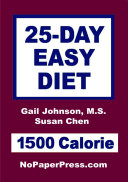 25 Day Easy Diet   1500 Calorie