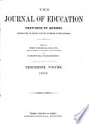 The Journal of Education