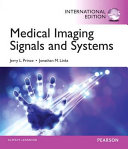Cover of Medical Imaging Signals and Systems