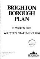 Pdf Brighton Borough Plan