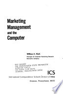 Marketing Management and the Computer
