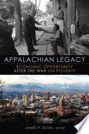 Appalachian Legacy Book