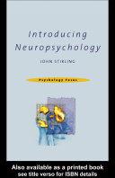 Pdf Introducing Neuropsychology Telecharger