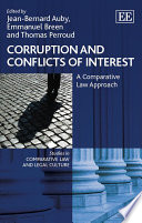 Corruption And Conflicts Of Interest