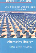 U S National Debate Topic 2008 2009 Book PDF