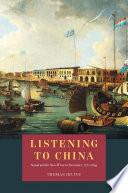 Listening to China