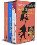 Jane Delaney Humorous Mystery Series: Books 1-3 Box Set [Pdf/ePub] eBook