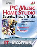 Pc Music Home Studio Secrets Tips Tricks