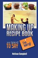 Making Up Recipe Book