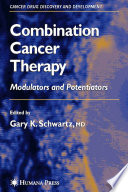 Combination Cancer Therapy Book PDF