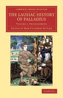 The Lausiac History of Palladius